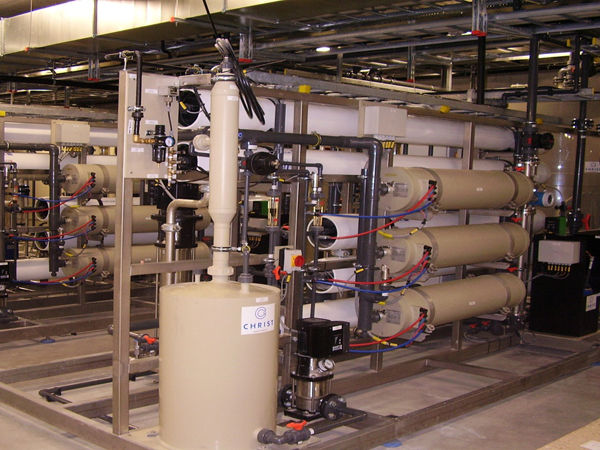 工业废水处理设备在整个系统的重要性