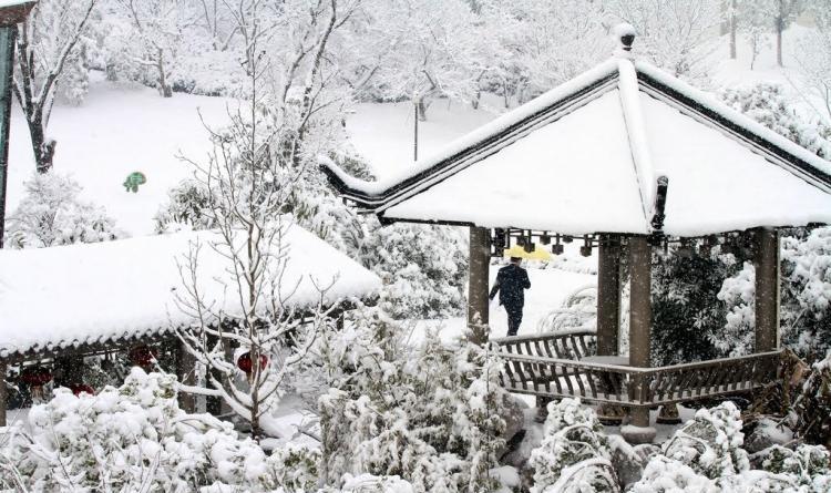 苏州这些冬天雪景最漂亮的景点