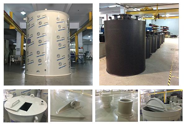 塑料储罐_塑料PP储罐-污水处理设备-静置常压焊接热塑性塑料储罐槽厂家 ...