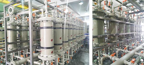 雅本化学精细化工废水处理工程