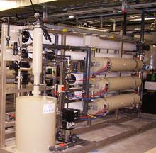 无锡恩欧凯超纯水处理工程