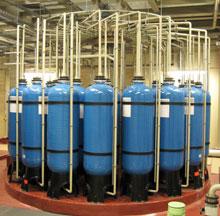 瑞典法伦重金属废水处理工程