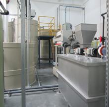 林斯特龙纺织品洗涤废水处理工程