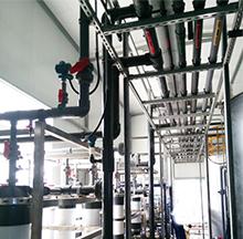 利民化工高无机氨氮废水处理工程