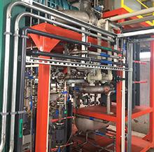 中成汽车机加工含油废水处理工程