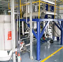 常熟金华机械含磷废水处理工程