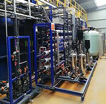 苏州环球集团废水处理零排放工程
