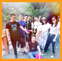 环保公司旅游活动