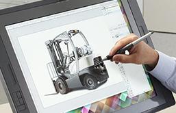 叉车及物料搬运设备制造商的环保项目工程,看看科朗设备怎么选