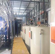 安徽润和纳米新材料污水处理工程