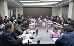 玫德集团受山东省副省长刘强一行走访调研