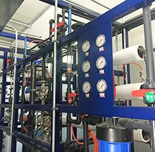 宁波方太厨具涂装废水处理工程