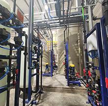 吉利汽车乳化液废水处理零排放项目