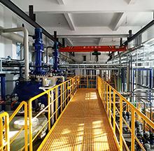 河北风华危废处置厂生产废水处理工程
