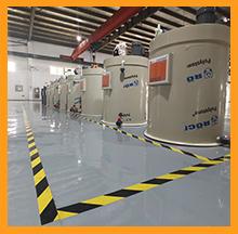 依斯倍工业废水处理设备工程生产制造新工厂