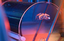 半导体硅片环保处理设备工程,新美光纳米科技选择依斯倍