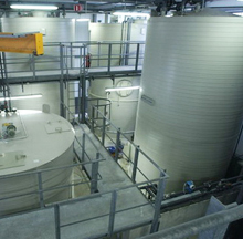 半导体废水处理