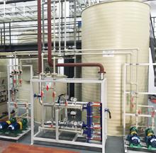 机加工清洗含油废水处理
